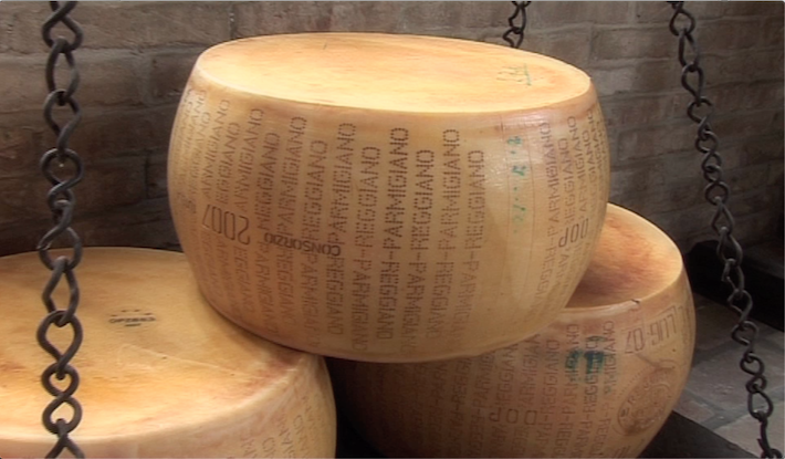 The Parmesan Cheese Miracle