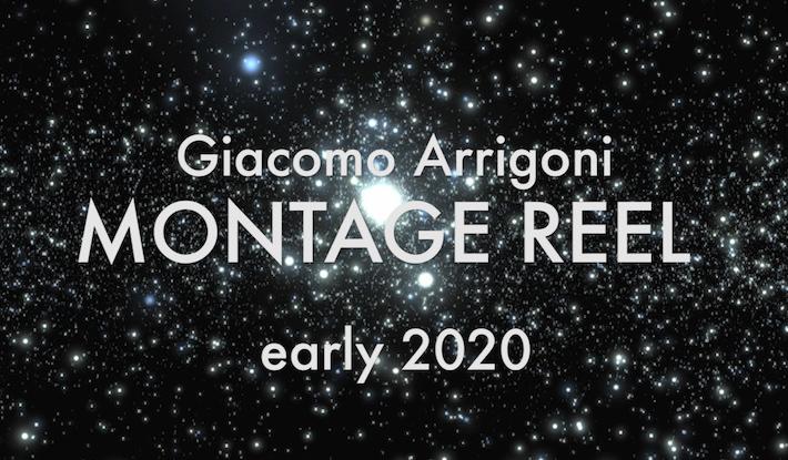 Montage Reel 2020