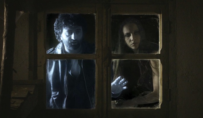 La regola del Piombo - Il fantasma