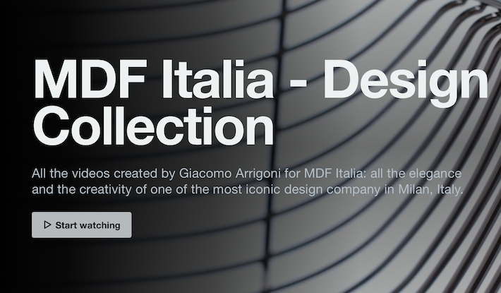 MDF Design Videos Collection