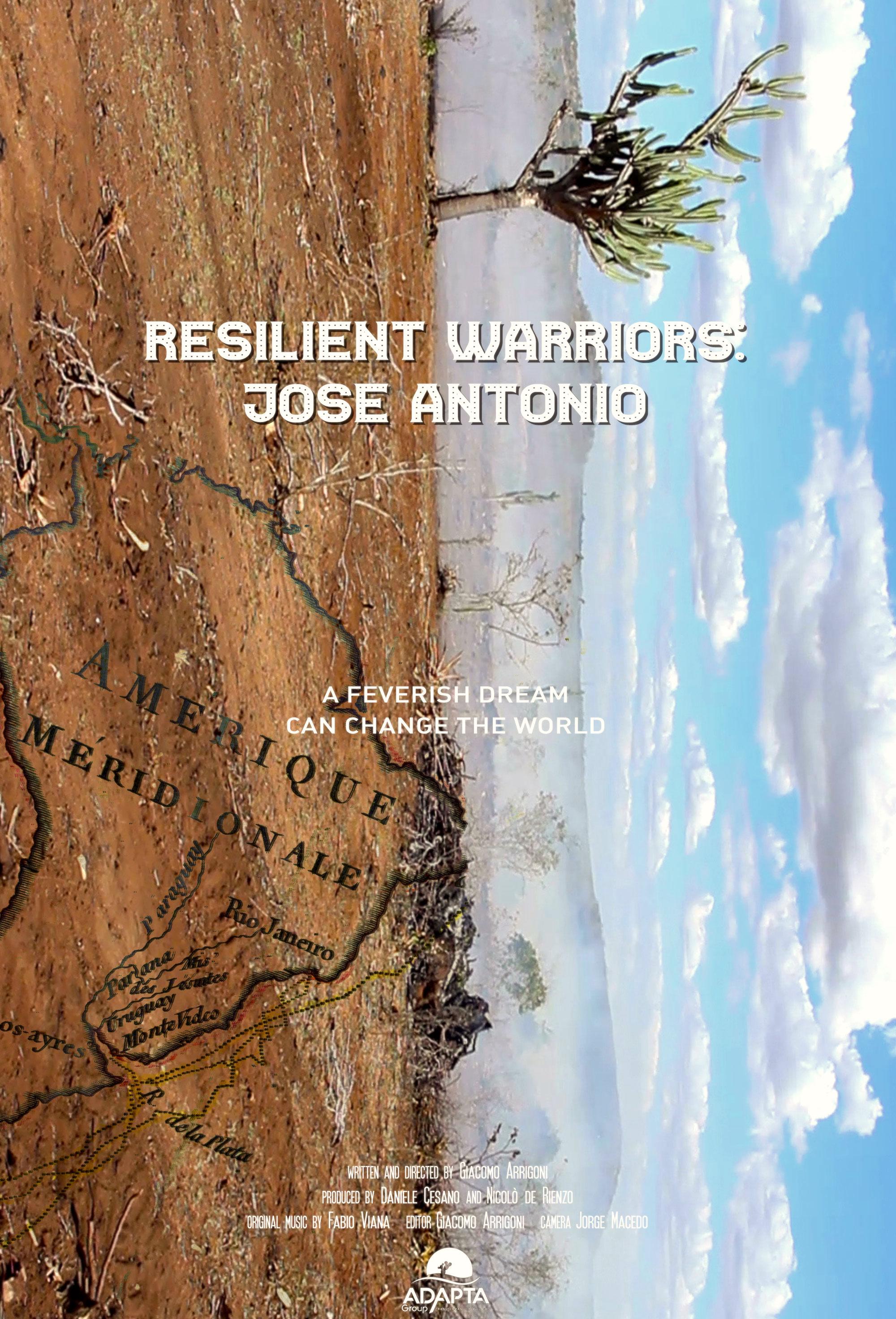 Resilient Warriors: Jose Antonio